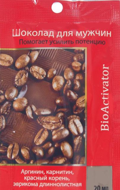Шоколад для потенции